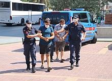 Antalya haber: Kablo fareleri yakalandı