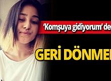 Antalya haber: Kayıp Filiz 13 gündür aranıyor