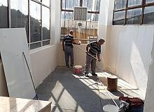 Antalya haber: Alevi Derneği Binasına bakım yapıldı