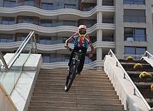 Antalya haber: Konyaaltı bisikletçisi şampiyon oldu