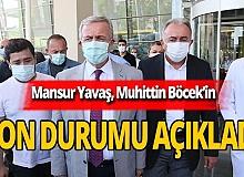 Antalya haber: Mansur Yavaş'tan Muhittin Böcek açıklaması