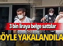 Antalya haber: Sahte belge düzenliyorlardı, kıskıvrak yakalandılar!