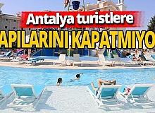 Antalya haber: Sezon uzuyor