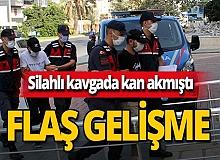 Antalya haber: Silahlı kavgada flaş gelişme