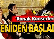 Antalya haber: Tarih atmosferinde 'Konak Konserleri'