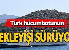 Antalya haber: Türk hücumbotu bekleyişte
