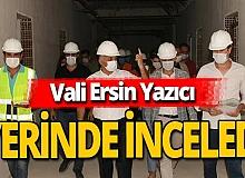 Antalya haber: Vali Yazıcı, huzurevi inşaatını inceledi