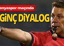 Antalya haber: Fırat Aydınus maça damga vurdu!