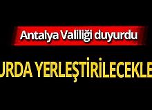 Antalya haber: Valilik'ten 'koronavirüs' açıklaması