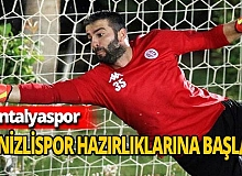 Antalyaspor'da Denizlispor hazırlıkları başladı