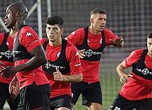 Antalyaspor'dan taktik çalışması