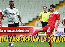 Antalyaspor puanla dönüyor