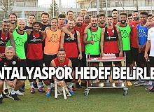 Antalyaspor, yeni sezona bakın nasıl hazırlanıyor