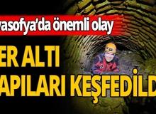 Ayasofya'da keşif