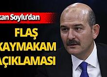 Bakan Soylu dağdaki PKK'lı sayısını açıkladı