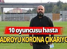 """Balcıoğlu: """"Futbolda takımları koronavirüs belirliyor"""""""