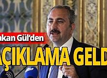 Ban Gül'den hakim ve savcı alımı için açıklama