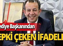 Başkan Özcan'ın koronavirüsten ölenlerle ilgili ifadeleri tepki çekti