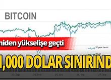 Bitcoin yeniden 11,000 dolar sınırında