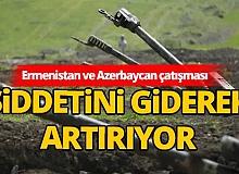 Ermenistan ve Azerbaycan hattında çatışmalar tüm gece sürdü