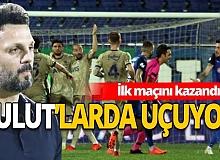 Erol Bulut'un Fenerbahçe'nin başında ilk maçı