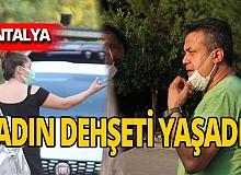 Antalya haber: Eşi silahla tehdit edildi, adam isyan etti!