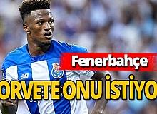 Fenerbahçe'den forvete bir isim daha!