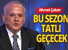 Fenerbahçe maçı sonrası Ahmet Çakar'dan gönderme