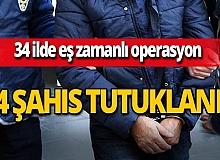 FETÖ operasyonunda 94 tutuklama!