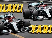 Formula 1'de olaylı yarış