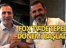 FOX TV'de devir teslim!