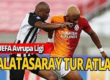 Galatasaray Avrupa Ligi'ne galibiyetle başladı