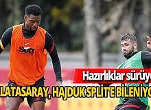 Galatasaray Hajduk Split'e bileniyor