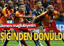 Galatasaray 'hükmen mağlubiyet'in eşiğinden döndü