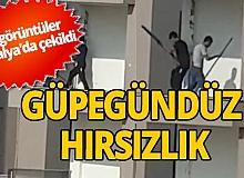 Antalya haber: Hırsızlar vatandaşı bezdirdi
