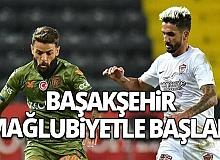 Hatayspor 2-0 Başakşehir