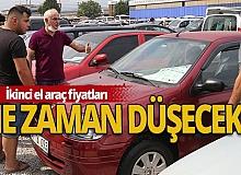İkinci el araç fiyatlarına tepki!