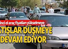 İkinci el pazarında ÖTV zammı fiyatları daha da artırdı