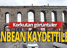İstanbul haber: Korkutan anlar