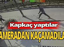 İstanbul haber: Taksim'de kadınları hedef alan kapkaç çetesi kamerada