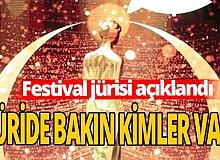 İşte 57. Antalya Altın Portakal Film Festivali'nin jüri üyeleri