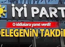 İYİ Parti'den o iddialara yanıt!