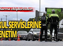 Jandarma ekiplerinden koronavirüs mesaisi