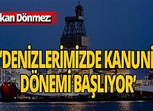 Kanuni sondaj gemisi, Haydarpaşa'ya gelecek