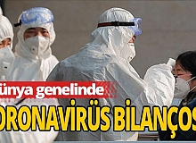 Koronavirüs pandemisinde can kaybı artıyor