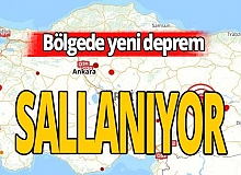 Malatya haber: Yeni deprem !