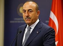 Mevlüt Çavuşoğlu'ndan Yunanistan'a rest!
