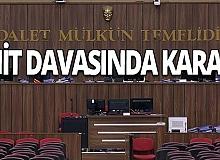 MİT mensuplarının ifşa edilmesi davasında karar