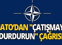 NATO'dan Azerbaycan ve Ermenistan'a önemli çağrı