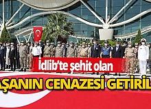 Paşa'nın cenazesi Çanakkale'ye getirildi